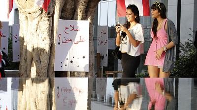 Mideast Lebanon Syria