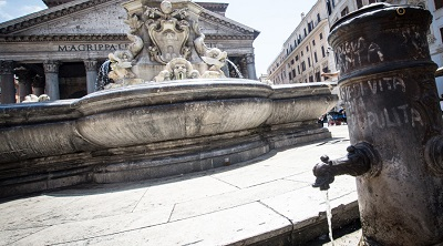 romefountains