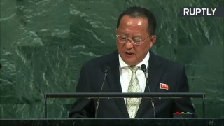 It-is-US-who-threatened-to-use-nuclear-weapons-during-Korean-War-N.-Korean-FM