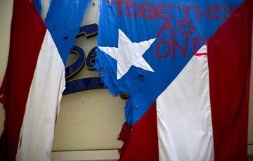CORRECTION Puerto Rico Hurricane Maria