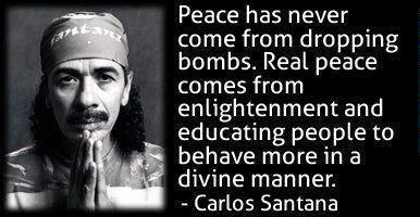 santana peace