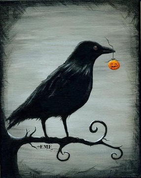 halloweencrow