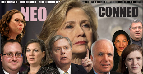 neocons-with-hillary